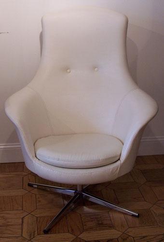 Modern guy 187 blog archive 187 overman swivel chair by carl eric klote